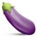 eggplant emoticon - photo #10
